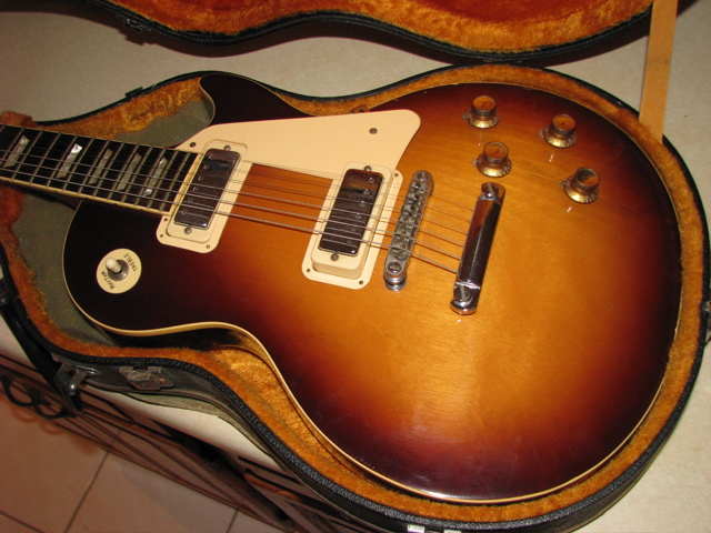 Gibson Les Paul Deluxe Pickup Rings
