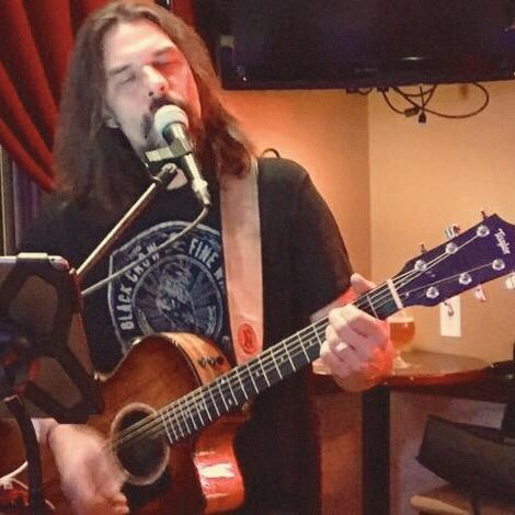 Drew Performing Live